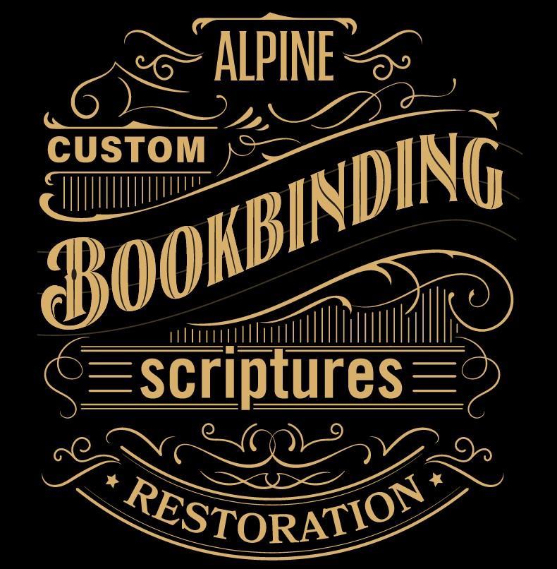 Alpine Custom Bookbinding